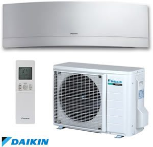 Brand new Daikin Ductless heating system