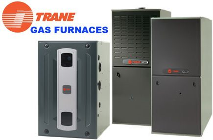 Trane gas furnace made for gas and propane