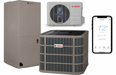 Bosch Heating and cooling